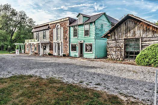 Sharon Popek - Pioneer Town