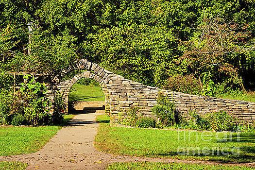 Bob Phillips - Pioneer Village Garden Entrance