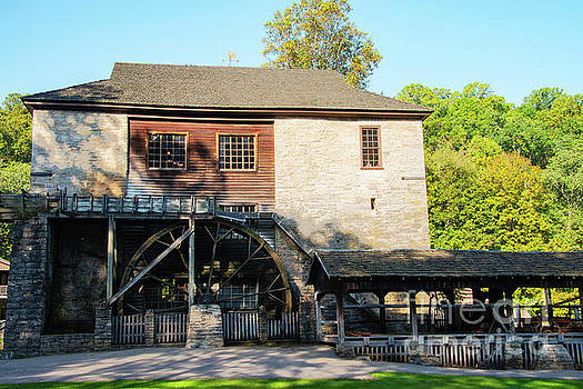 Bob Phillips - Pioneer Village Grist Mill and Saw Mill Two