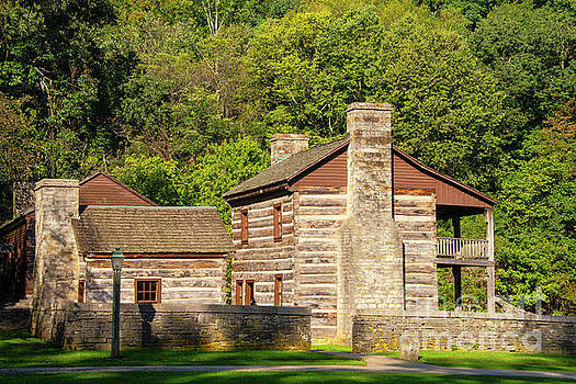 Bob Phillips - Pioneer Village Hamer Home and Mill Office