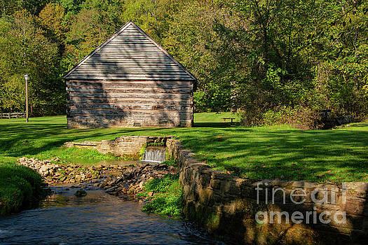 Bob Phillips - Pioneer Village Meeting House