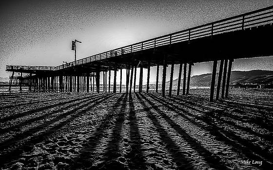 MIKE LONG - Pismo Beach Pier