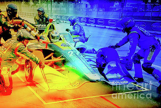 Pit Box by Billy Knight