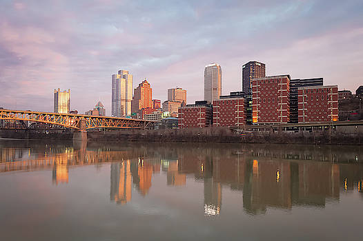 Pittsburgh - A New View by Michael Hills