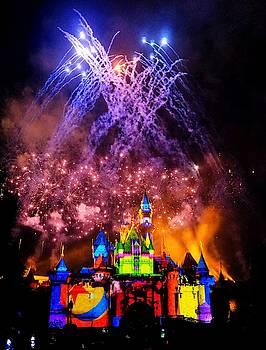 Pixarfest at Disneyland by Barkley Simpson