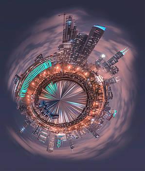 Planet Chicago by Marybeth Kiczenski