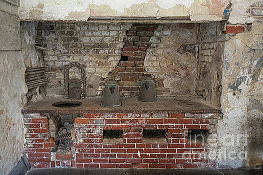 Dale Powell - Plantation Stove - Aiken Rhett House