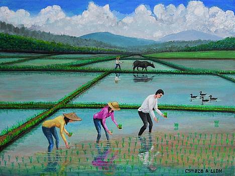 Planting Season 2 by Lorna Maza