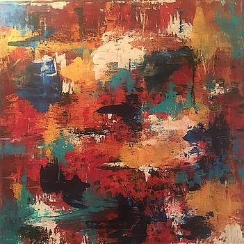Playing with color by Crystal Stagg