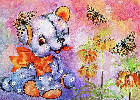 Playmates  by Tammera Malicki-Wong