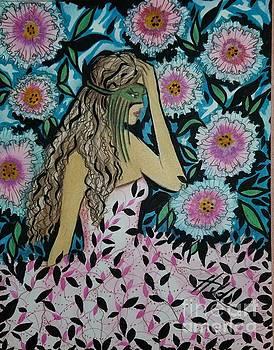 Pleasant dreams  by Hilda Lechuga