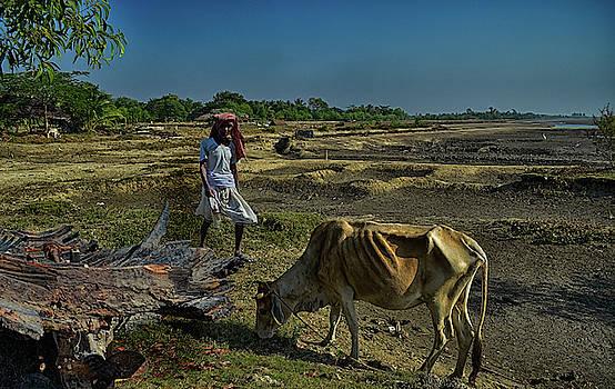 Plight of Farmers by Sagar Lahiri