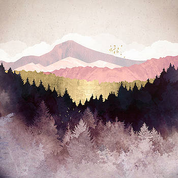 Plum Forest by Spacefrog Designs