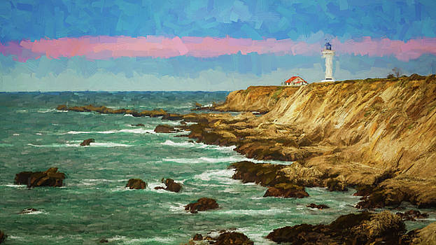 Mike Penney - point arena light 1