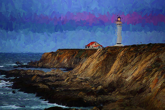 Mike Penney - point arena light 2