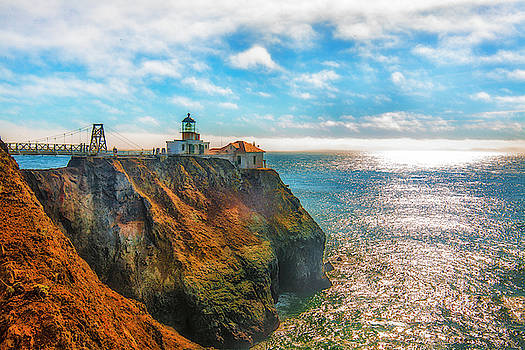 Point Bonita Lighthouse by Fernando Margolles