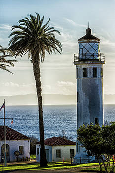 Point Vincente Park and Lighthouse by Robert Hebert