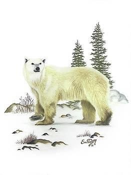 Polar Bear Power by Emily MacDonald