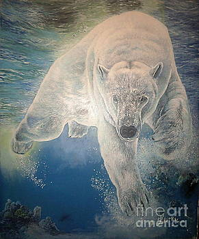 Polar Majesty by Peter Kulik