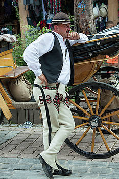 Ramunas Bruzas - Polish Highlander