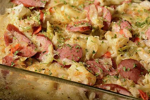 Polish Kielbasa Cuisine by Angie Tirado