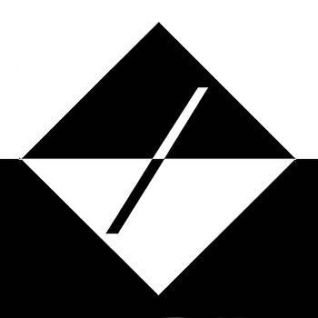 Polygon abstrackt by Karl-Heinz Luepke