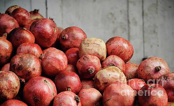 Pomegranate by Jelena Jovanovic
