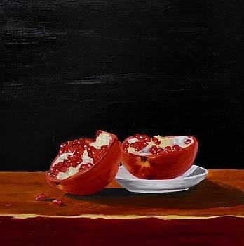 Pomegranite by Emily Warren