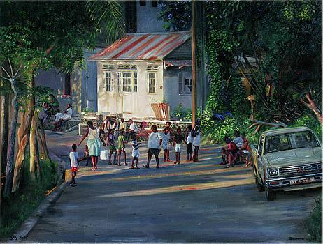 Pon Lepotek by Jonathan Guy-Gladding JAG