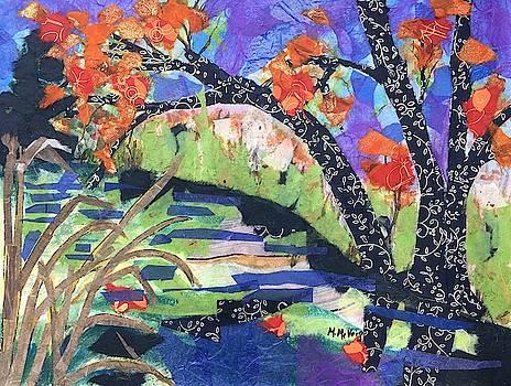 Pond by Marita McVeigh
