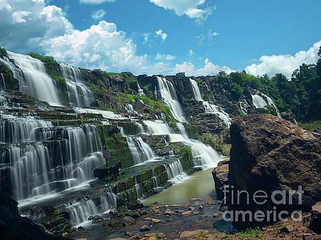 Asia Visions Photography - Pongour Falls, Vietnam