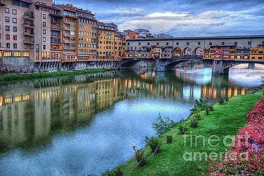 Wayne Moran - Ponte Vecchio Florence Italy