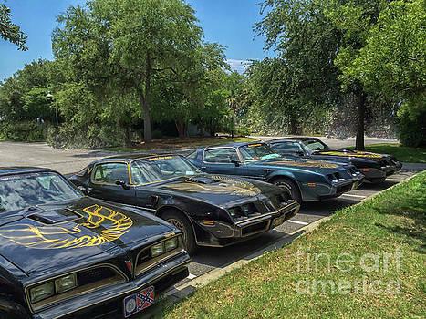Dale Powell - Pontiac Trans Am Parking