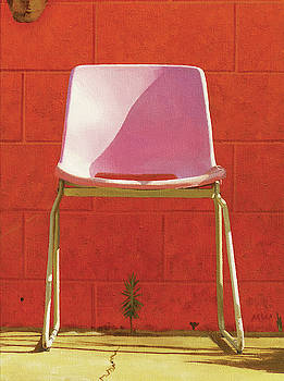 Pool Chair by Michael Ward