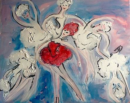 Poppies the ballet  by Judith Desrosiers