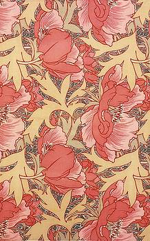 Poppies by William Morris