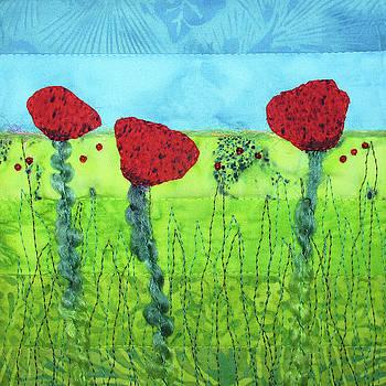 Poppy Power by Pam Geisel