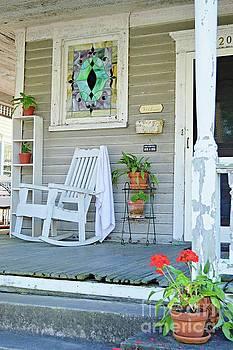 Porch Life by Linda Covino