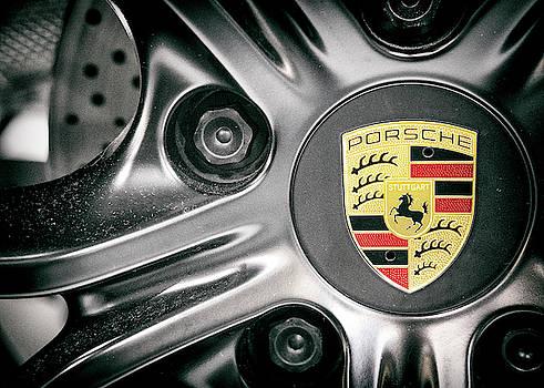 Porsche Cap by Scott Wyatt