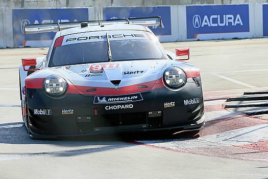 Porsche GTLM #911 by Shoal Hollingsworth