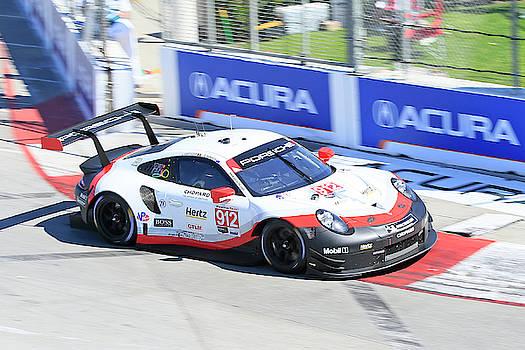 Porsche Speeding In Long Beach by Shoal Hollingsworth