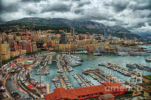 Wayne Moran - Port Hercules Monte Carlo Monaco