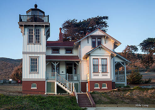 MIKE LONG - Port San Luis Lighthouse