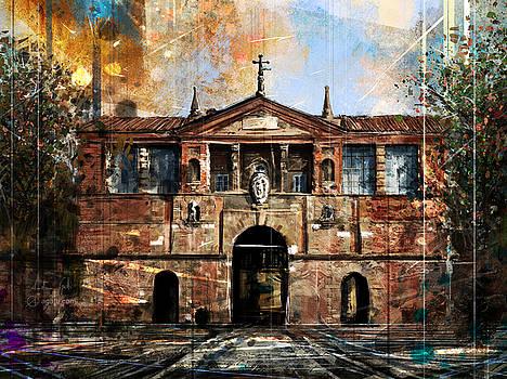 Porta San Pietro by Andrea Gatti