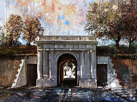 Porta Sant'Elisa by Andrea Gatti