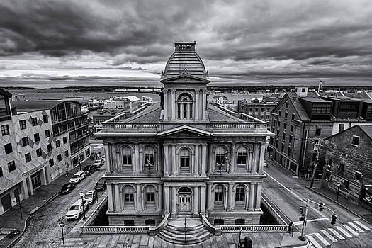 Portland Custom House by Jesse MacDonald