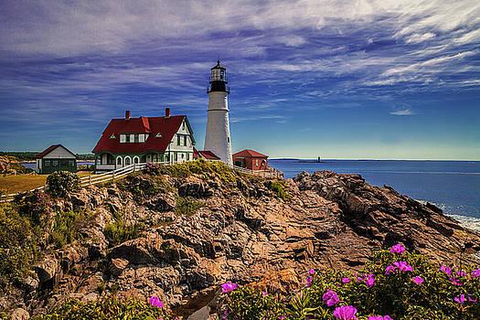 Portland Head Lighthouse by Andrew Soundarajan