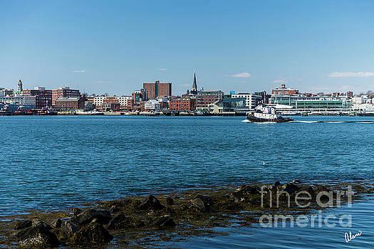 Portland Maine by Alana Ranney