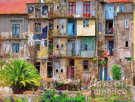 Porto 11 Houses by Leigh Kemp