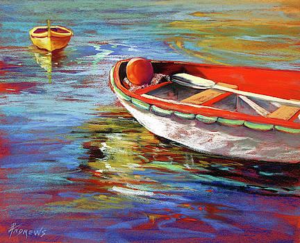 Portofino Drift by Rae Andrews